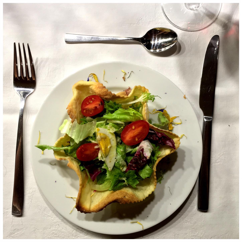 Weihnachts-Salat von Nana. | pichlbauer.ch